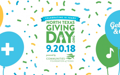All About North Texas Giving Day 2018